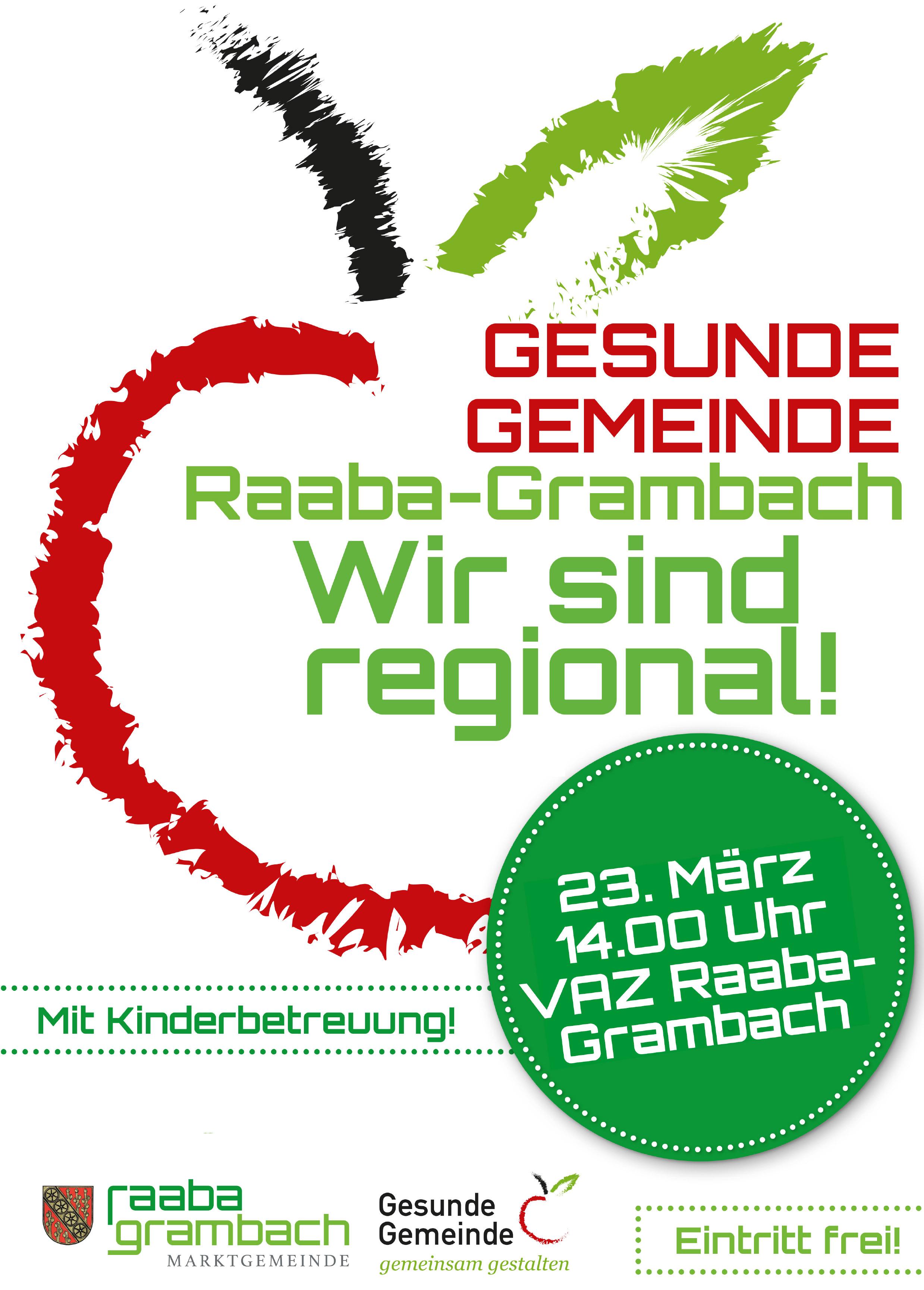 Listenansicht - Raaba-Grambach